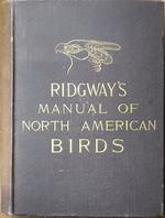 A Manual of North American Birds: Cover