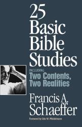 25 Basic Bible Studies: Cover