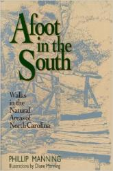 Afoot in the South: Cover