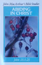 Abiding in Christ: Cover