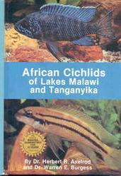 African Cichlids of Lakes Malawi and Tanganyika: Cover