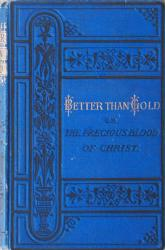 Better than Gold: Cover