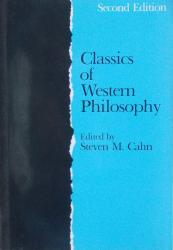 Classics of Western Philosophy: Cover