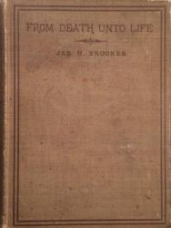 From Death Unto Life: Cover
