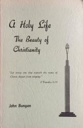 A Holy Life: Cover