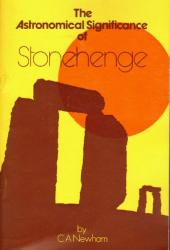 Astronomical Significance of Stonehenge: Cover