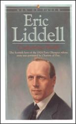 Eric Liddell: Cover