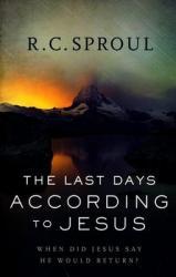 Last Days According to Jesus: Cover