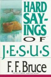 Hard Sayings of Jesus: Cover