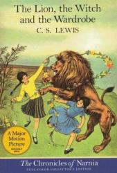 Lion, the Witch and the Wardrobe: Cover