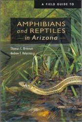 Amphibians and Reptiles in Arizona: Cover