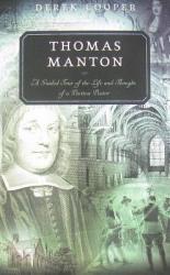 Thomas Manton: Cover