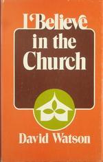 I Believe in the Church: Cover