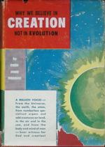 Why We Believe in Creation not Evolution: Cover