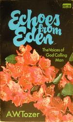 Echoes from Eden: Cover