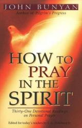 How to Pray in the Spirit: Cover