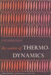Nature of Thermodynamics: Cover
