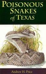 Poisonous Snakes of Texas: Cover