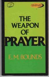 Weapon of Prayer: Cover