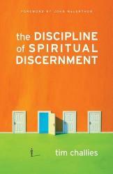 Discipline of Spiritual Discernment: Cover
