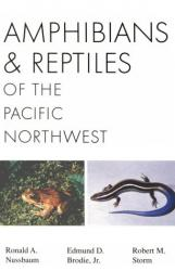 Amphibians and Reptiles of the Pacific Northwest: Cover