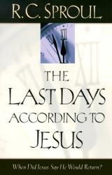 Last Days According to Jesus: Cover