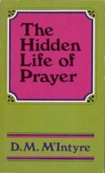 Hidden Life of Prayer: Cover