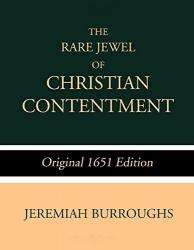 Rare Jewel of Christian Contentment: Cover
