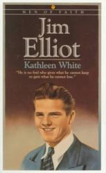 Jim Elliot: Cover