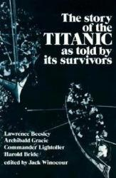 Story of the Titanic : Cover