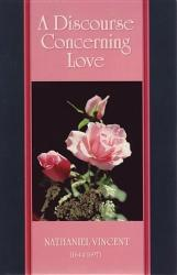 Discourse Concerning Love: Cover