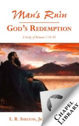 Man's Ruin - God's Redemption: Cover