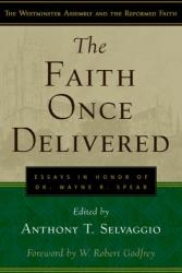 Faith Once Delivered: Cover