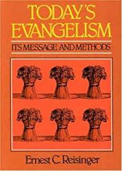 Today's Evangelism: Cover
