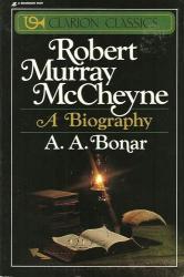 Robert Murray McCheyne: Cover