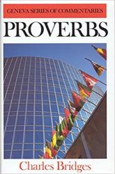 Proverbs: Cover