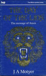 Day of the Lion: Cover