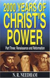 2,000 Years of Christ's Power, Part Three: Cover