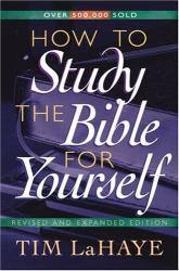How to Study the Bible for Yourself: Cover