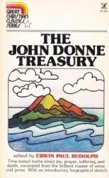 John Donne Treasury: Cover