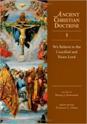We Believe in the Crucified and Risen Lord: Cover