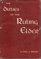 Duties of the Ruling Elder: Cover