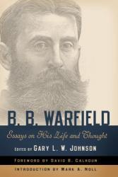 B. B. Warfield: Cover