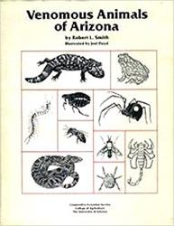 Venomous Animals of Arizona: Cover