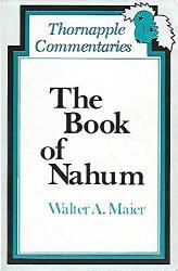 Book of Nahum: Cover