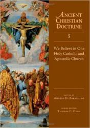 We Believe in One Holy Catholic and Apostolic Church: Cover