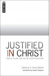 Justified in Christ: Cover