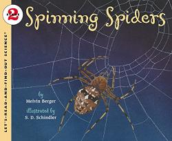 Spinning Spiders: Cover