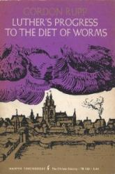 Luther's Progress to the Diet of Worms: Cover