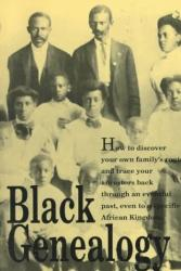 The Black Genealogy: Cover